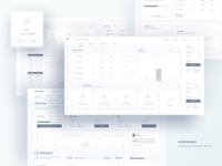 Asseco ePromak Next - wireframes