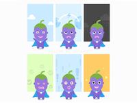 Mascot design of shareit APP