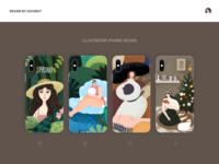 illustrator iPhone design