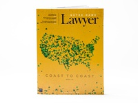 Notre Dame Lawyer Magazine Cover