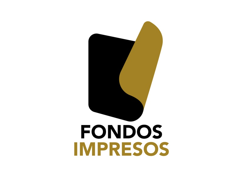 Fondos Impresos Logo packaging print logos logo design logotype icon typography ui vector illustration graphic design flat design brand design branding and identity logo branding