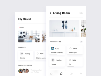 Smart Home App #2