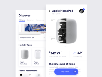 E-commerce App #1