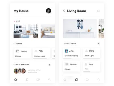 Smart Home App #1