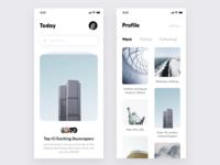 Travel app #2