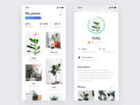 Plants App Concept