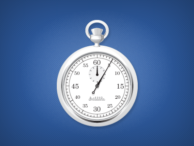 Stopwatch stopwatch vector icon