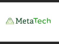 MetaTech Logo Design.