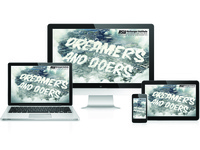 """""""Dreamers and Doers"""" Wallpaper Set for ASU Herberger Institute"""