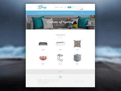 Buoy Homepage buoy water ui web wayfair