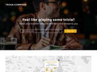 Trivia Compass Website