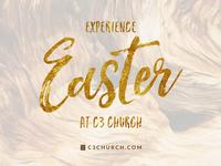 C3 Church - Easter 2016