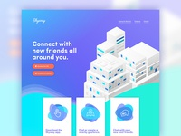 Skyway Landing Page
