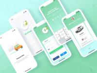 Taxi App