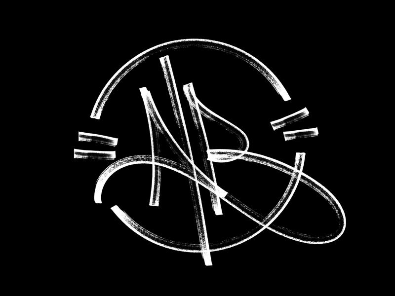 A B is for Angel   Bespoke illustration illustrator wall art graffiti vector typography type script lettering handwritten