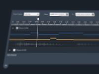Wip - video editing panel