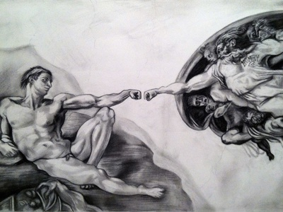 The Creation of the Fist Bump
