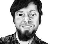 Digital Self Portrait