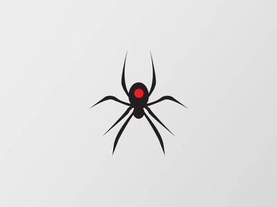 Black Widow Logomark