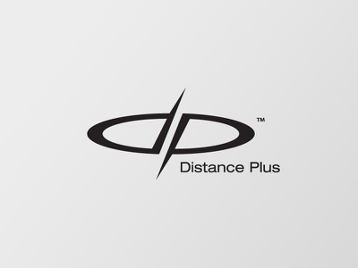 Distance Plus Logo logo distance plus