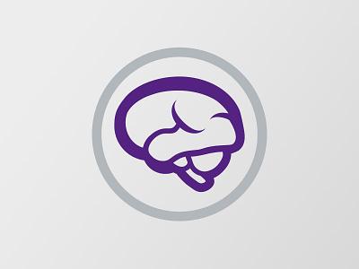 Brain Logomark logomark brain