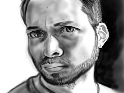 Digital Self Portrait portrait digital self-portrait