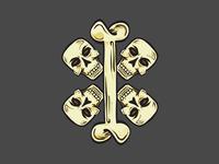 Bone & Cross Skulls