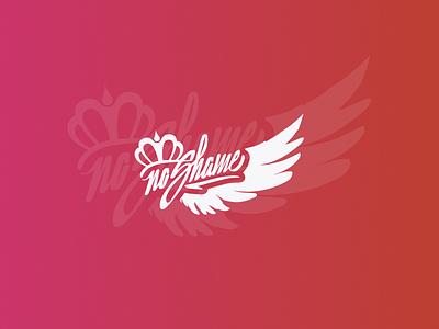Noshame Logo Design