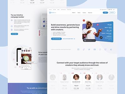 Pitchboard Website Complete Redesign