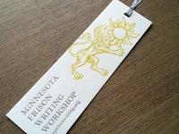 Writing Workshop Bookmark