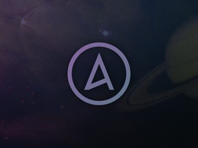 Agile League Logo letter a agile identity logo