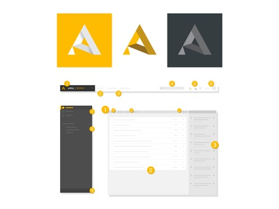 Wireframe startup product interface wireframe dashboard ux ui