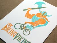 The Biking Viking