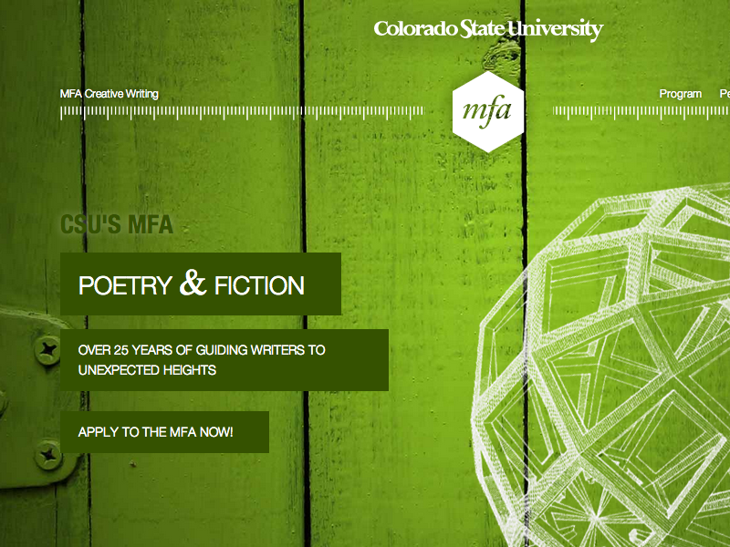 mfa creative writing blog