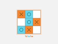 Pure Css Game Tic-Tac-Toe