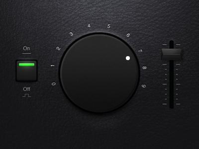 Audio UI Classic
