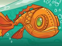 CSS Tricks Fish