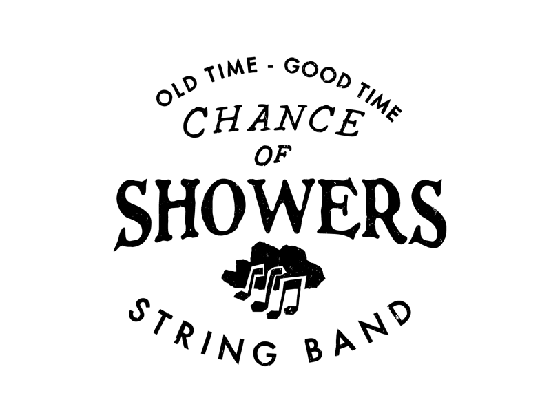Chance of Showers band logo