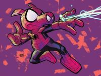 Spider-Ham by David Lafuente & Rico Renzi