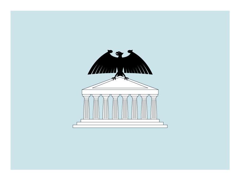 About Greece parthenon politics illustration eagle germany greece