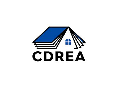 CDREA logo house realty real estate academy book home