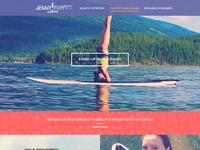 Jenny Poppitt Wellness Website