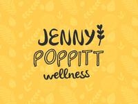 Jenny Poppitt Wellness Logo