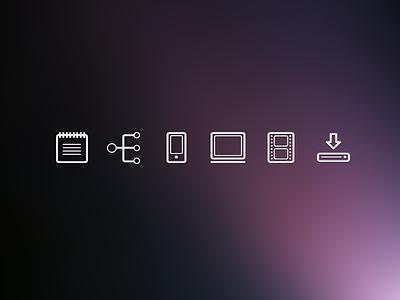 Freebie: UX Icons freebie icons ux