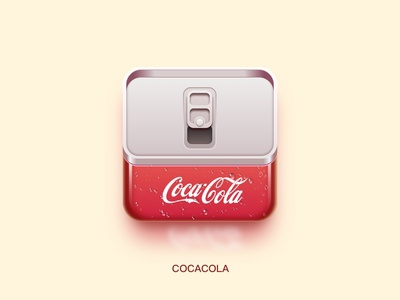 A cocacola icon practice