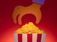 Picturehouse Ident 2019 - Popcorn