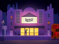 Picturehouse Ident 2019 - Cinema
