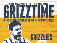Grizztime playoff cover full