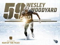 Woodyard Man Of The Year