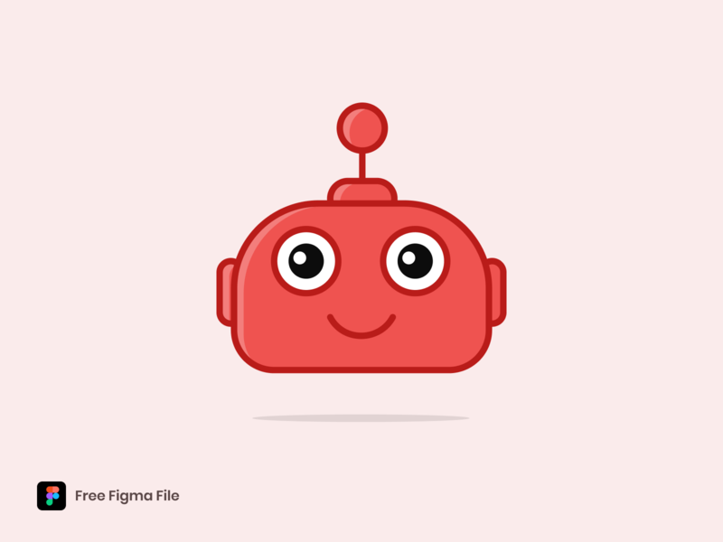 Bot Avatar figma design cute icon illustration robot bot avatar